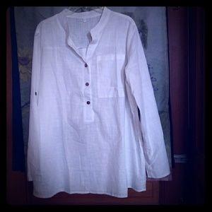 Plus sz women's shirt